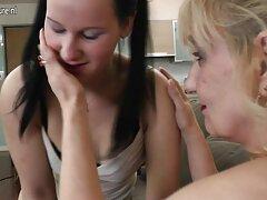 اثنين من الديوك افلام سكسي فرسي في فتاة واحدة